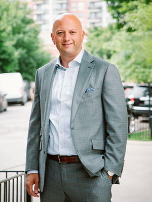 Nick Farnsworth - Real Estate Broker with Coldwell Banker Residential